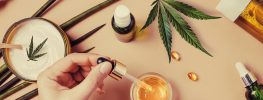 CBD Kozmetik Ürünler