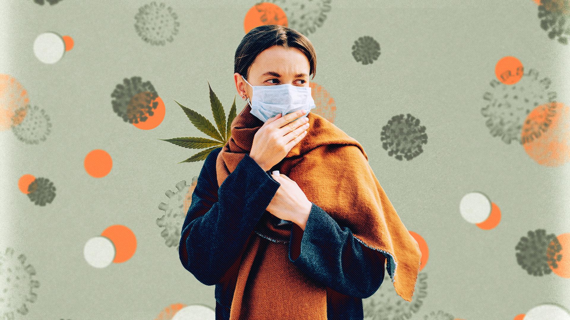 CBD Korona Virus uzerinde etkileri