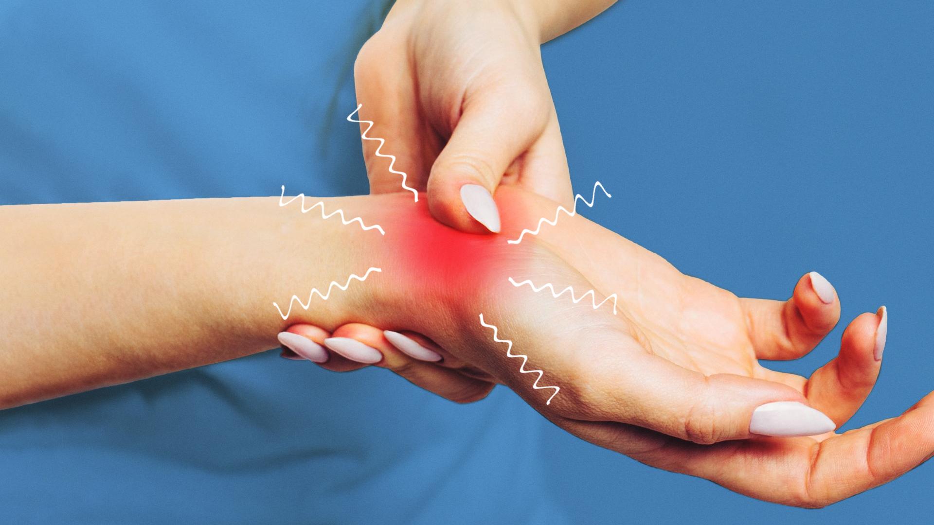 CBD Yagi Romatoid Artrit Belirtileri Hafifletir